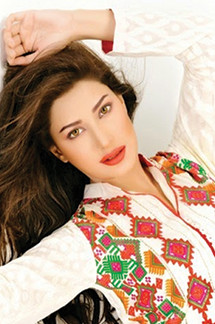 Mehwish Hayat-HM Blog post
