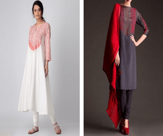hiremodels-blogs-5 traditional dresses which looks perfect in dinner party-2